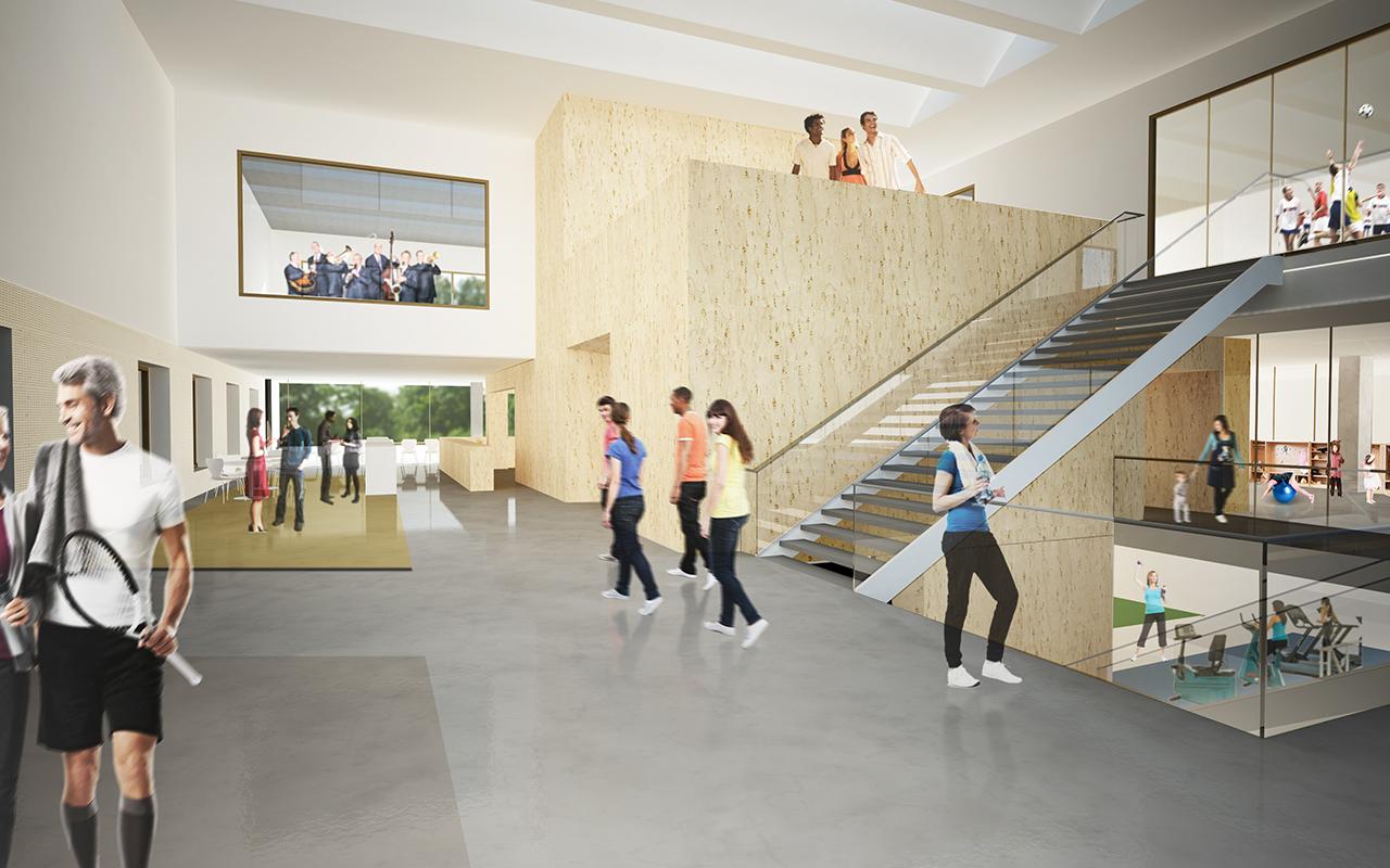 <strong>Sport en cultuurcentrum Renkum<span><b>groter</b></span></strong><i>&rarr;</i>